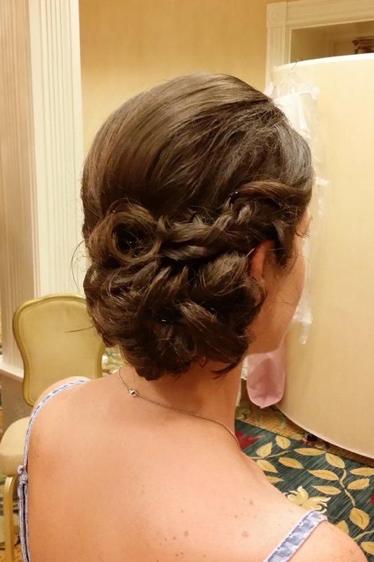 braided-wedding-updo- bridal-by-meleah