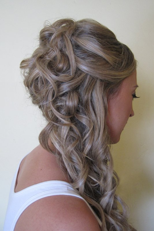 bridal-hair-for-long-hair-by-meleah