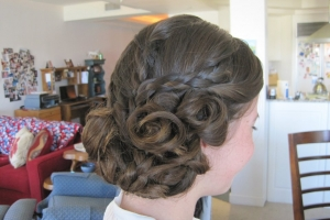 wedding-hair-by-meleah-bridal-updo-side-bun-with-braids-and-pin-curls